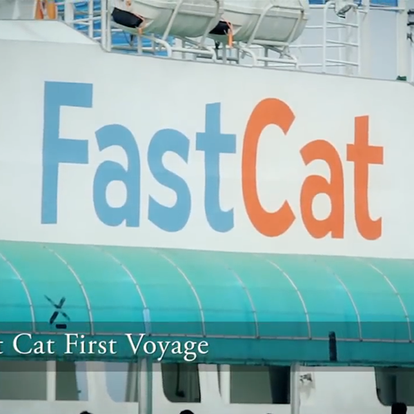 FastCat First Voyage