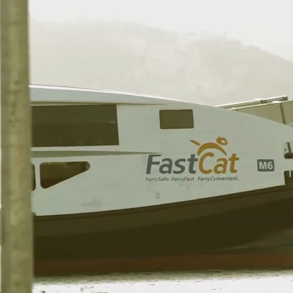 Fast Cat Bulalacao-Caticlan Launch
