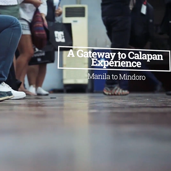 Gateway to Calapan Experience