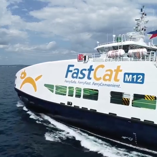 FastCat M12 Launching