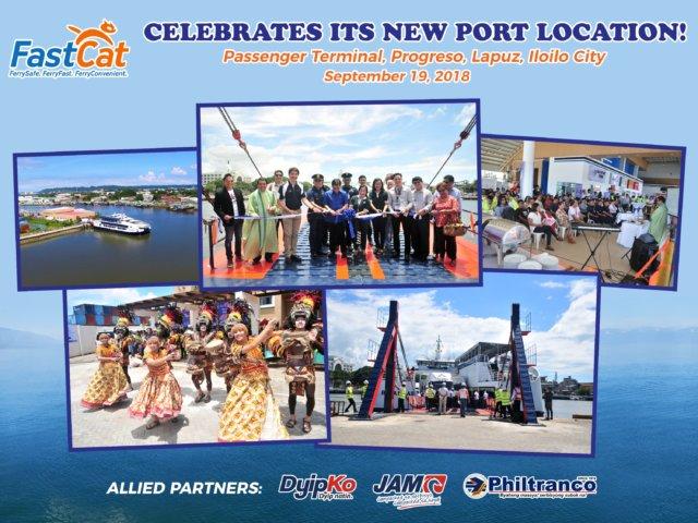 Iloilo Port Blessing