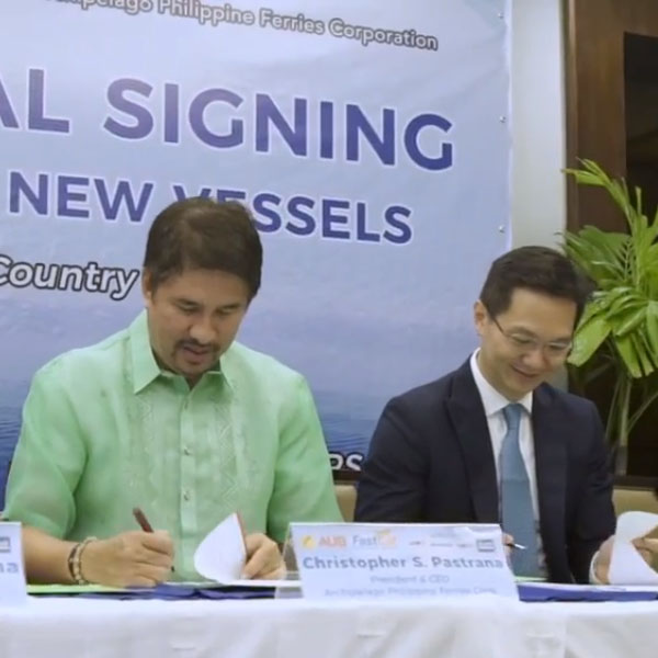 FastCat x AUB Contract Signing