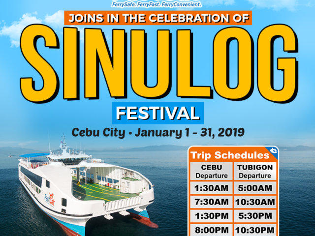 Sinulog Festival FOR FB
