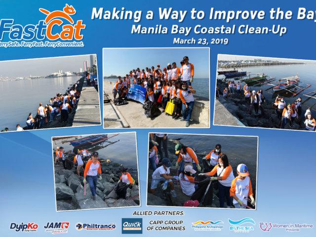 Manila Bay Clean Up