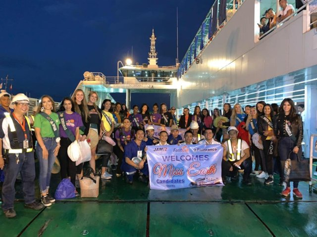 JAM-Liner-FastCat-and-Philtranco-welcomes-Miss-Earth-Candidates-2019