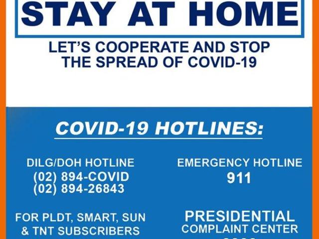 covid-19-hotlines