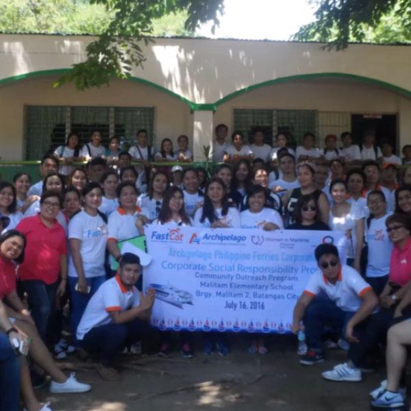 Community Outreach Program Brgy. Malitam Batangas City