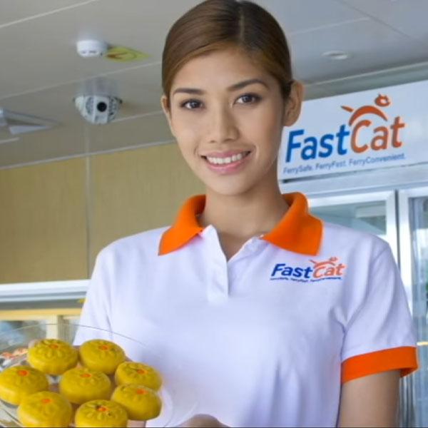 Official FastCat Jingle