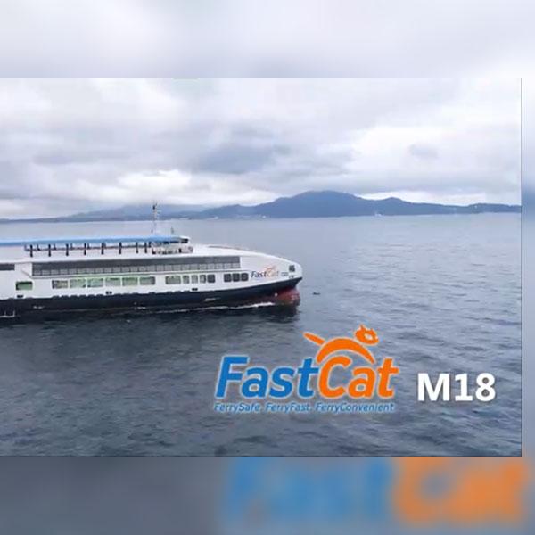 FastCat M18
